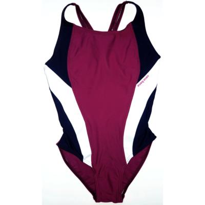 146-152-es mályvaszínű-kék fürdőruha, úszódressz - Cocobana - ÚJ