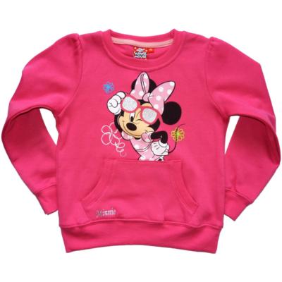 134-es pink pulóver - Minnie Egér - ÚJ