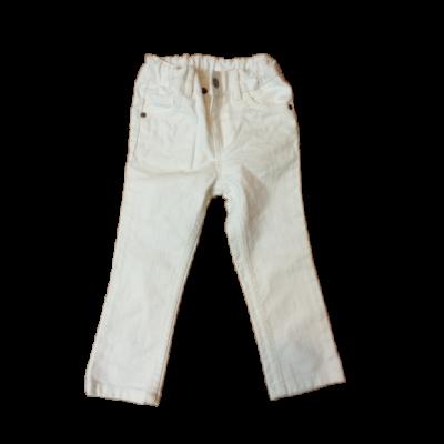 86-os fehér lány farmernadrág - C&A