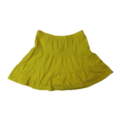 140-es sárga pamut szoknya - Hot & Spicy