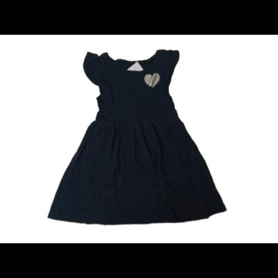92-es kék szivecskés ruha - H&M