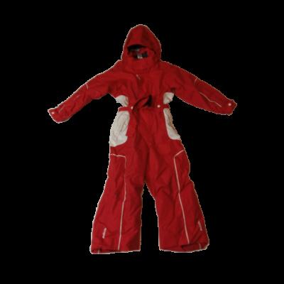 110-es piros overall - Wedze