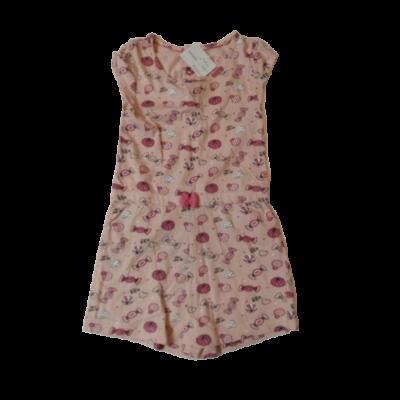 98-104-es rózsaszín cukorkás playsuit - Lupilu
