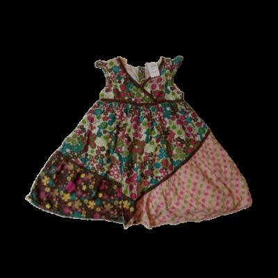 104-es virágos ujjatlan ruha - Ladybird