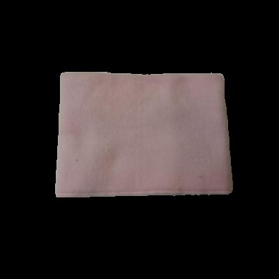 Rózsaszín gyerek szőrmés derékvédő