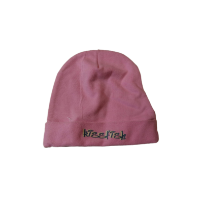 38-40 cm-es fejre rózsaszín pamutsapka