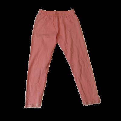 146-os rózsaszín leggings - Y.F.K.