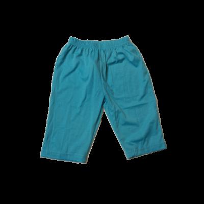 140-es kék lány rövidnadrág - ÚJ