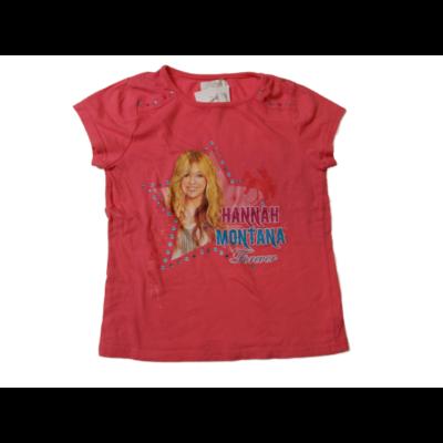 134-es rózsaszín póló - Hannah Montana