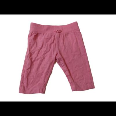92-98-as rózsaszín rövidnadrág