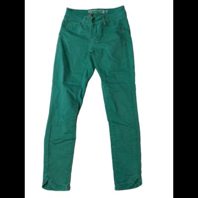 152-158-as zöld farmernadrág - Denim