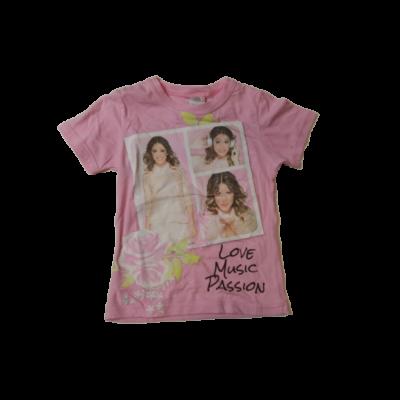 128-as rózsaszín póló - Violetta - ÚJ