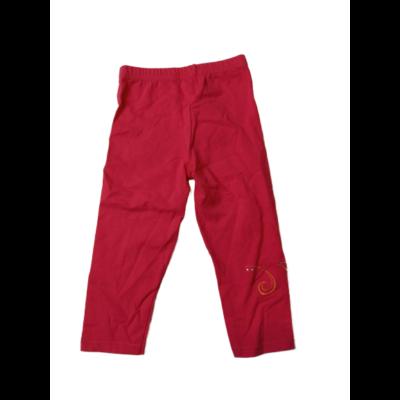 116-os rózsaszín leggings - ÚJ