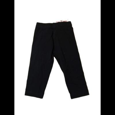 80-as fekete leggings - ÚJ