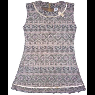 152-es csillogó szövet hatású alkalmi ruha - ÚJ