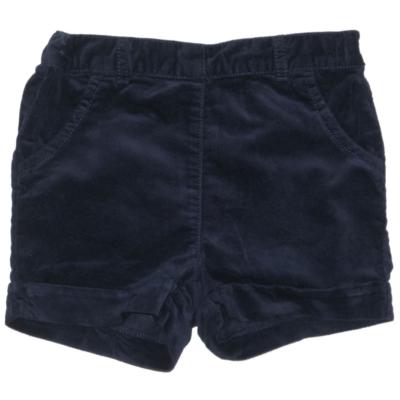 104-es kék düftin rövidnadrág lánynak - Next