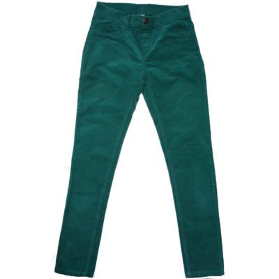 158-as zöld düftin lány nadrág - C&A