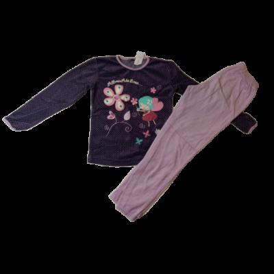 140-es lila plüss pizsama - In Extenso