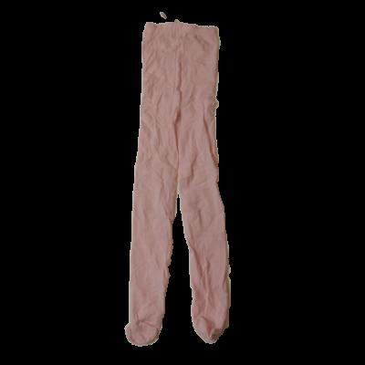 9-11 évesre rózsaszín nylon harisnya