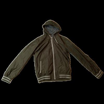 164-170-es khaki lány átmeneti kabát, dzseki