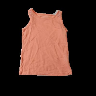 98-as barackszínű ujjatlan póló - In Extenso
