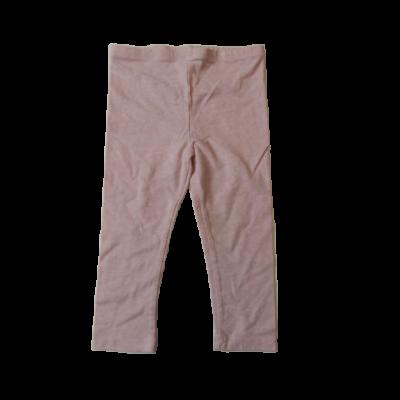 86-92-es rózsaszín leggings - TU