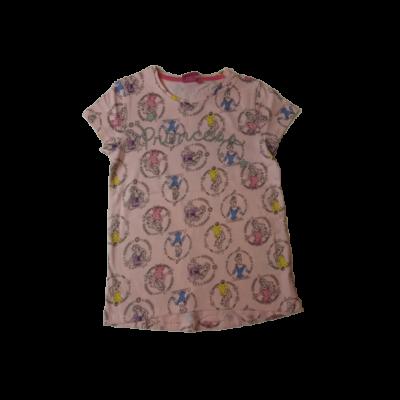 134-es rózsaszín hercegnős póló - ÚJ