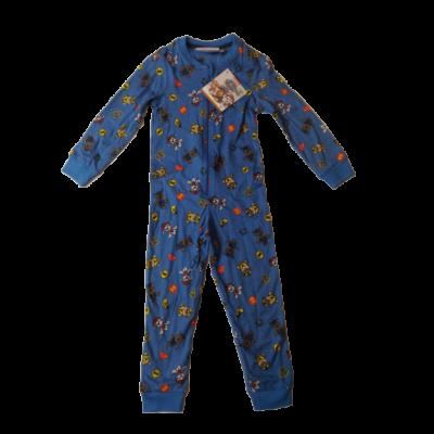 98-as kék kezeslábas pizsama - Paw Patrol - ÚJ