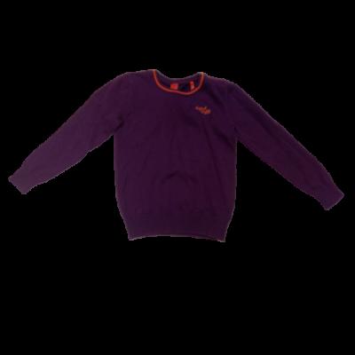 116-122-es lilla kötött pulóver - Esprit