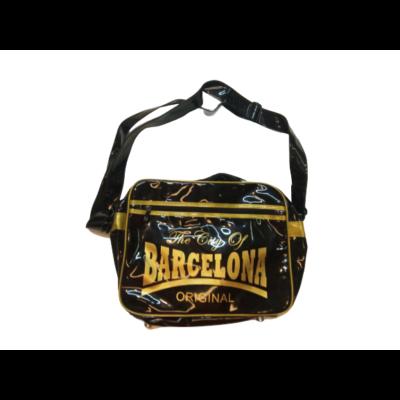 Fekete-arany lakk oldaltáska - Barcelona - Robin Ruth