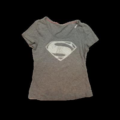 Női S-es szürke póló - Supergirl