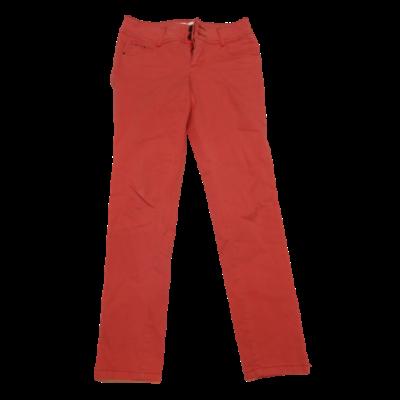 Női L-es piros farmernadrág - Promod