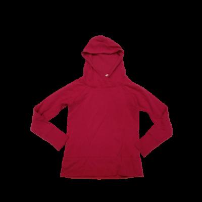 Női M-es ciklámenszínű pulóver
