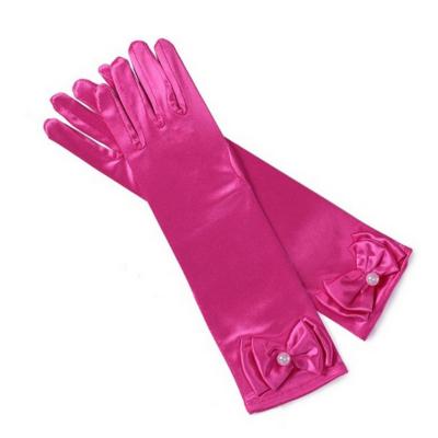 Pink masnis hercegnő kesztyű - ÚJ