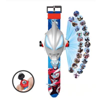 Projectoros gyerek karóra - Ultraman - ÚJ