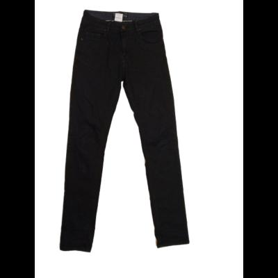 Női M-es fekete magas derekú farmernadrág - Pull & Bear