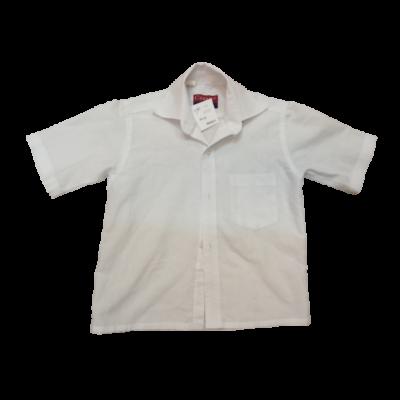 116-os fehér rövid ujjú ing - Canary