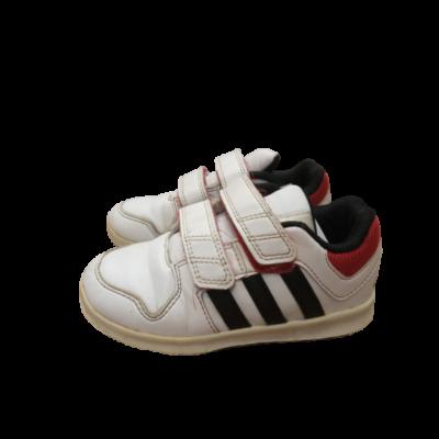 26-os fehér tépőzáras sportos félcipő - Adidas