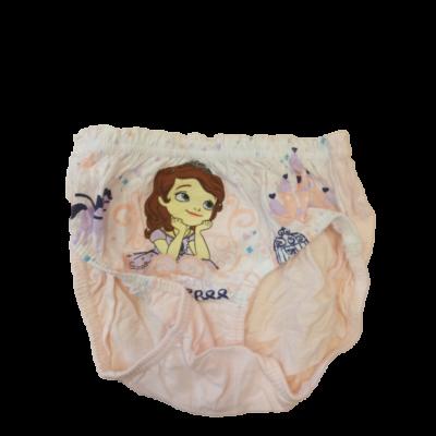 98-as rózsaszín pamut bugyi - Sofia Hercegnő - ÚJ
