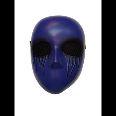 Kék horror maszk, álarc - ÚJ