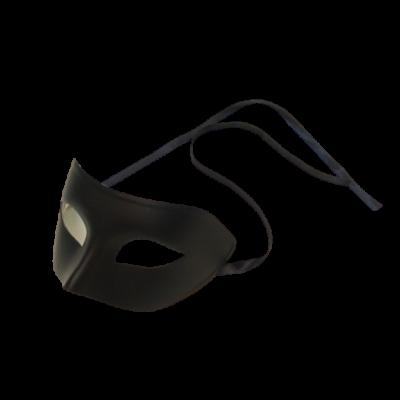 Fekete karneváli maszk, álarc - ÚJ