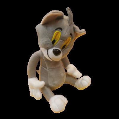 30 cm-es cica, macska figura - Tom és Jerry - ÚJ