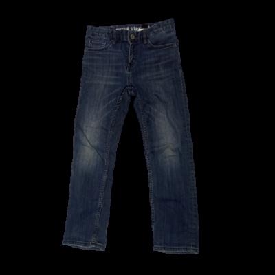 128-as kék fiú farmernadrág - H&M