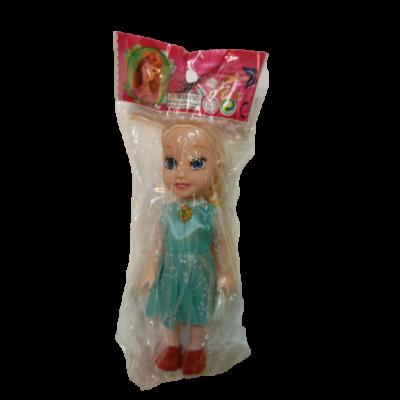 15 cm-es műanyag Elza baba - Frozen, Jégvarázs - ÚJ