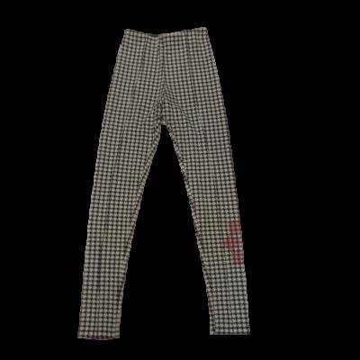 Női S-es fekete-fehér kockás nadrág - Desigual - ÚJ