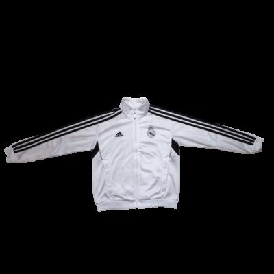 152-es fehér szabadidő felső - Adidas