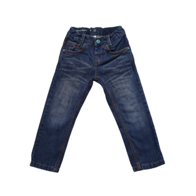 98-as kék fiú farmernadrág - C&A