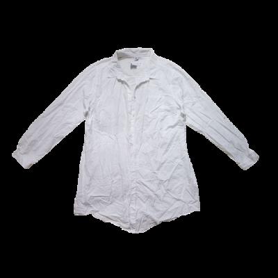 Női L-es fehér magában mintás ingruha - F&F