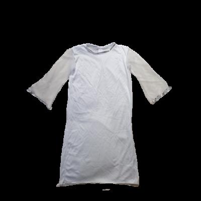5-7 évesre fehér angyalka jelmezruha
