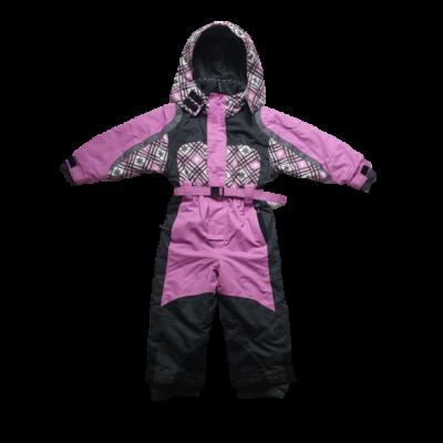 104-es szürke-rózsaszín overall, síruha - Cutting Edge